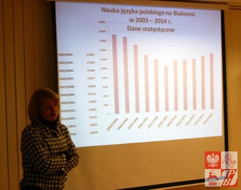 Konferencja metodyczna w Wilnie 01
