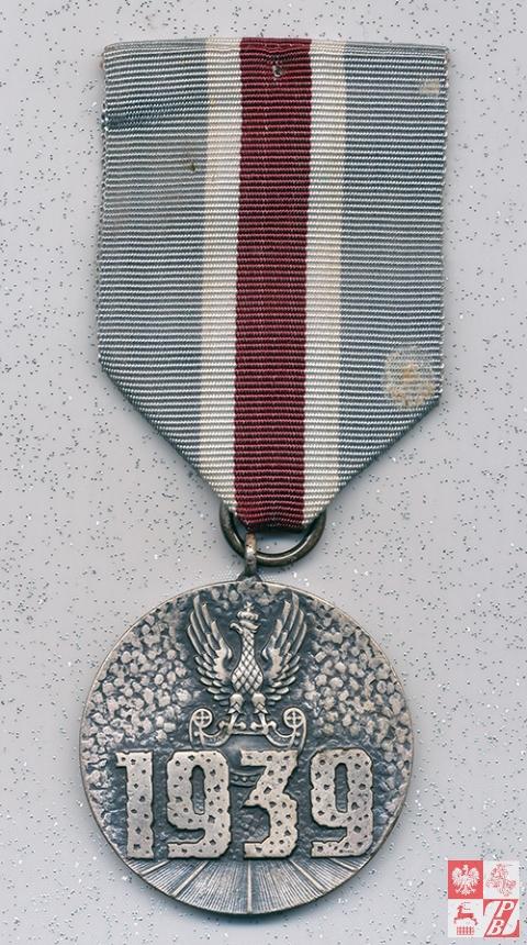 Medal Michała Siagło, przechowywany w rodzinie, jako pamiątka po dzielnym Krakusie wileńskim