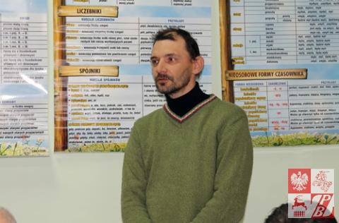 Sprawozdanie składa Andrzej Pisalnik, szef Działu Redakcyjnego ZPB