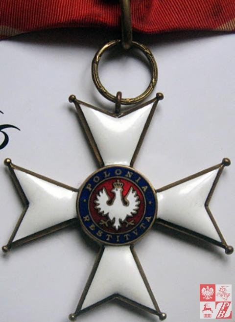 Krzyż Komandorski Orderu Odrodzenia Polski