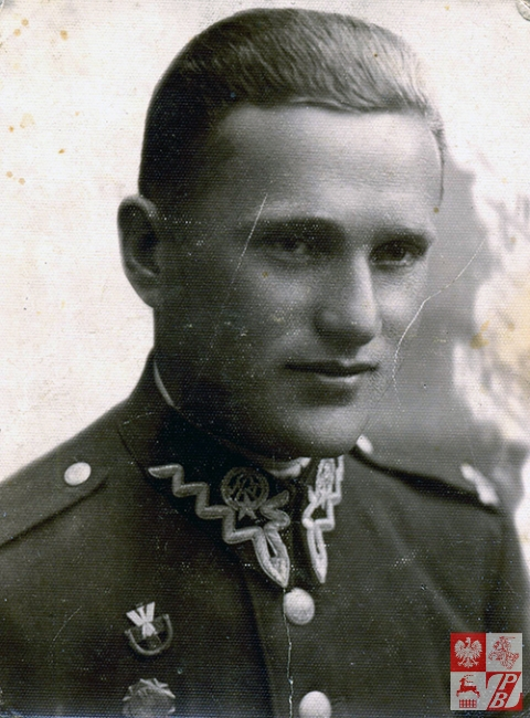 Władysław Ejsmont jako słuchacz Szkoły Podchorążych Rezerwy