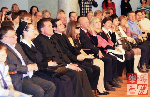 Goście recitalu
