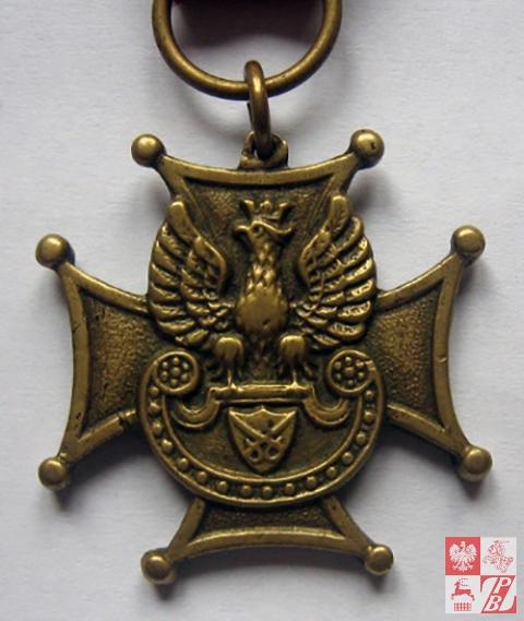 odznaka_Armii_Ochotniczej_generala_Hallera
