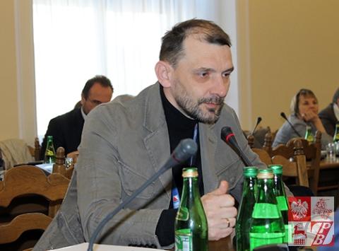Przemawia Andrzej Pisalnik