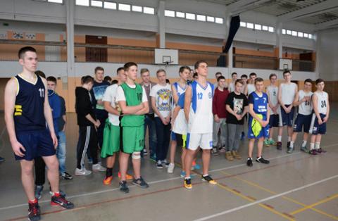 Uczestnicy turnieju POLBASKET 2015