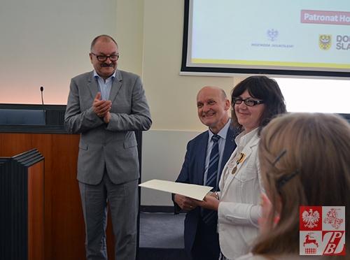 Cezary Przybylski, Julian Golik i Swietłana Worono