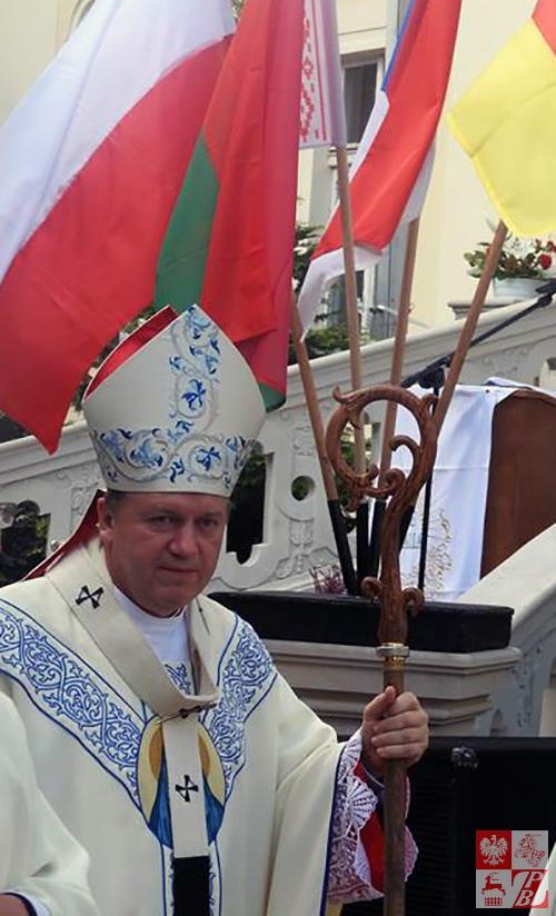 Abp Józef Kupny - patron V Międzynarodowego Spotkania Miłośników Ziemi Wołyńskiej i Kresów