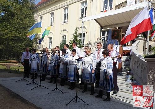 Występ zespołu z Ukrainy