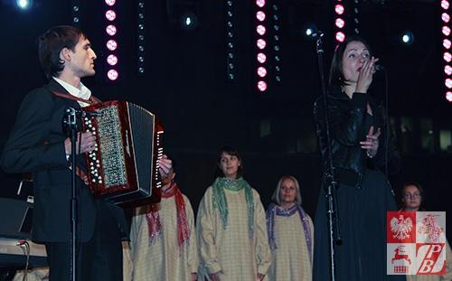 Śpiewa Olga Guczek