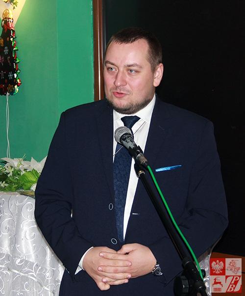 Konsul RP Adam Kaczyński