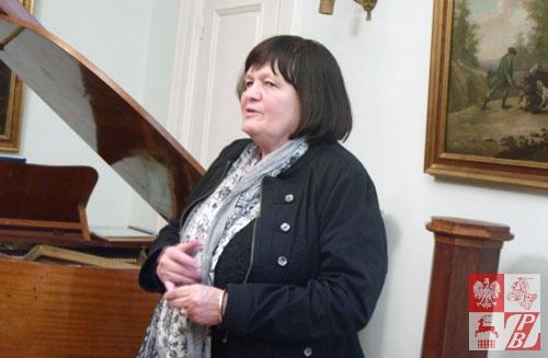 """Gizela Chmielewska, autorka """"Cierni Kresów"""""""