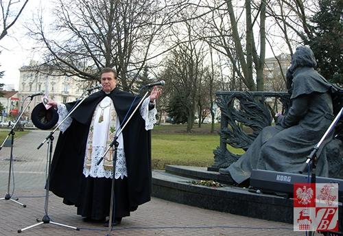 Ksiądz proboszcz Władysław Zawalniuk