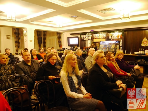 Goście inauguracji Tygodnia Polskiego Teatru w Mińsku