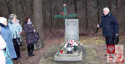 O powojennej tragedii Polaków na ziemi wołkowyskiwej opowiada Mikołaj Bychowcew
