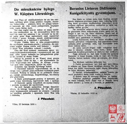 Odezwa_Pilsudskiego_22_kwietnia_1919