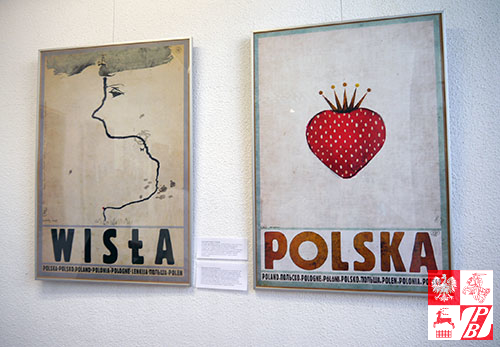"Plakaty z serii ""Polska"""
