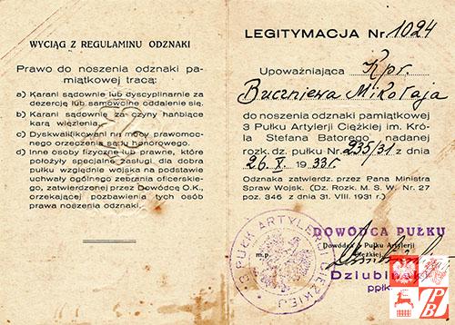 Mikolaj_Buczniew_legitymacja_odznaki_01