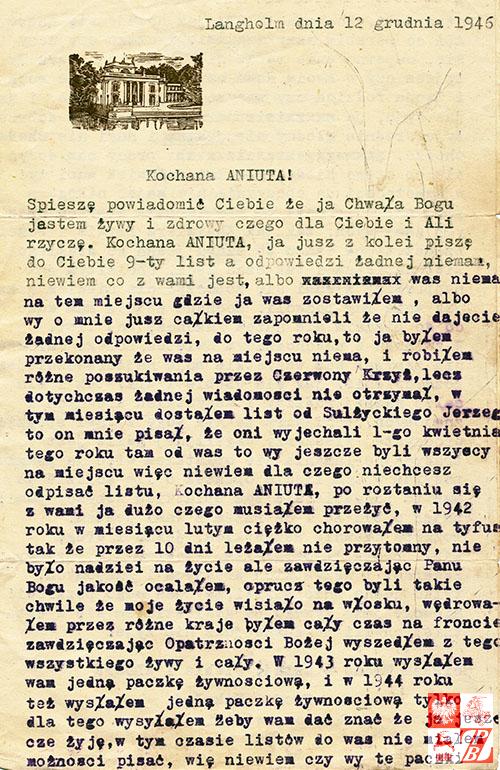 Mikolaj_Buczniew_list_1946