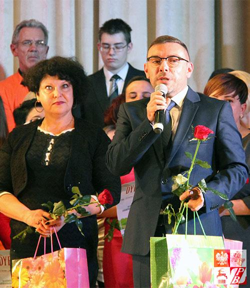 Przemawia Rafał Cierniak