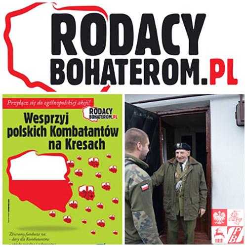 """Materiał agitacyjny akcji """"Rodacy - Bohaterom"""", fot.: ww.odraniemen.org"""